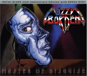 """Master Of Disguise"" (Special Edition) by Lizzy Borden"