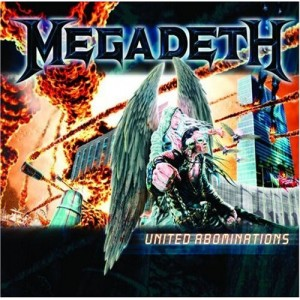 album covers, megadeth