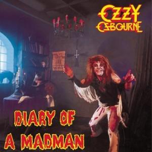 """""""Diary Of A Madman"""" (blasphemy edition) by Ozzy Osbourne"""