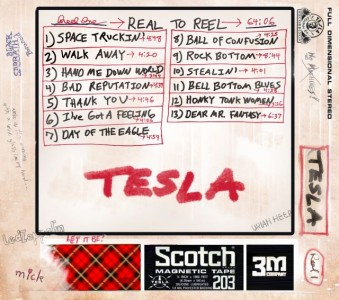 """""""Real To Reel"""" by Tesla"""