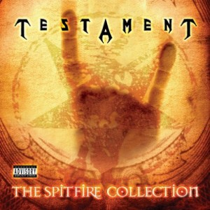 """The Spitfire Collection"" by Testament"