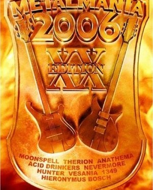 """Metal Mania 2006"" by Various Artists"