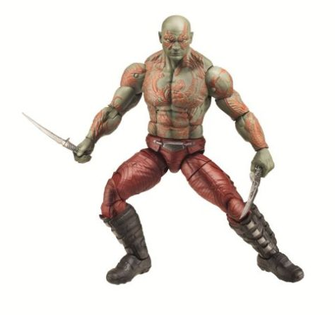 GOTG LEGENDS DRAX A7907