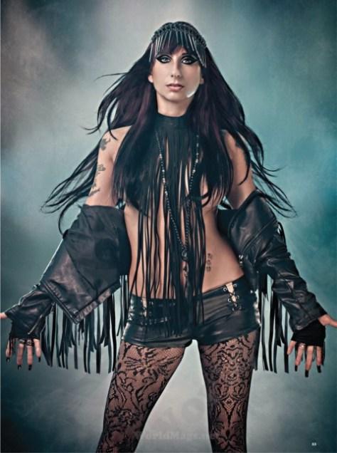 Liv Jagrell c/o Penthouse Magazine