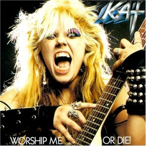 """""""Worship Me Or Die"""" (remastered) by The Great Kat"""