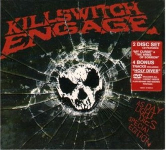 """As Daylight Dies"" (Special Edition) by Killswitch Engage"