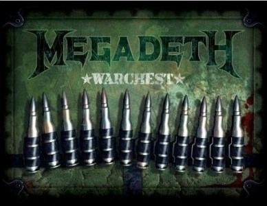 """Warchest"" by Megadeth"