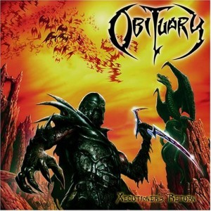 """Xecutioner's Return"" by Obituary"