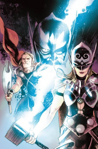 Comic - Thor Annual 1 - 2015
