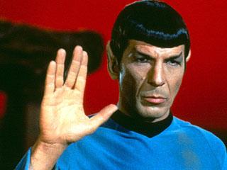 Photo - Mr Spock
