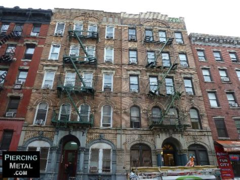 led zeppelin physical graffiti building, st. marks place nyc, 96-98 st. marks place, physical graffiti building,