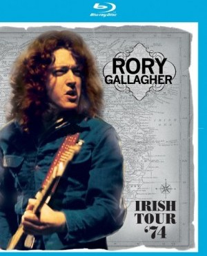 """Irish Tour '74"" (Blu-ray) by Rory Gallagher"