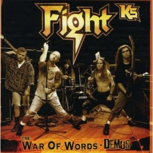 """K5 – The War Of Words Demos"" by Fight"