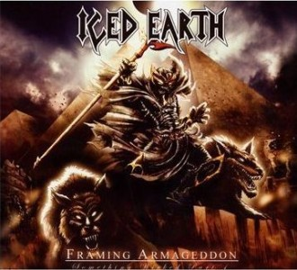 """""""Framing Armageddon (Something Wicked Pt. 1)"""" by Iced Earth"""