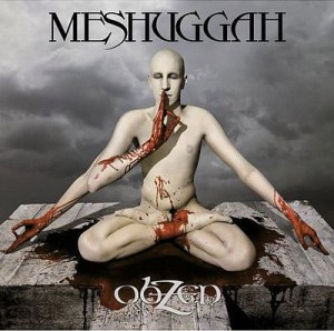 """obZen"" by Meshuggah"