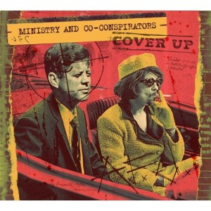"""""""Cover Up"""" by Ministry"""