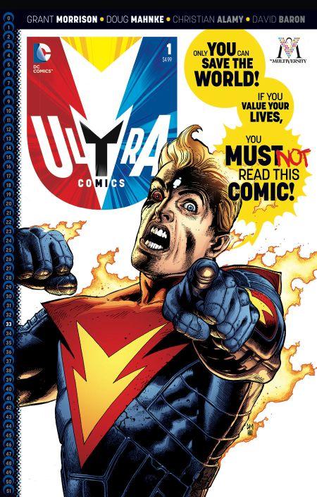 """Multiversity Ultra Comics"" #1"