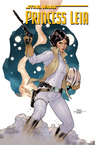 Comic - Star Wars Princess Leia 1 - 2015