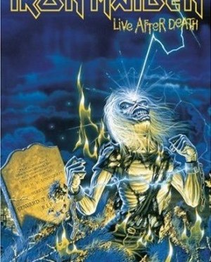 """Live After Death"" (DVD) by Iron Maiden"