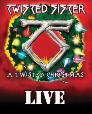 """A Twisted Christmas Live"" (DVD) by Twisted Sister"
