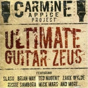 """""""Ultimate Guitar Zeus"""" by Carmine Appice"""