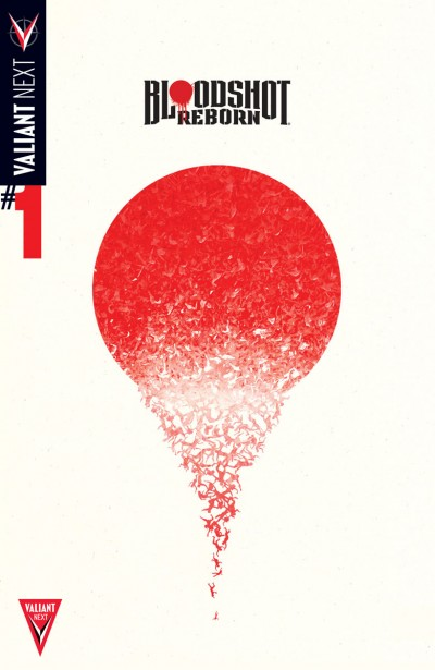 Comic - Bloodshot Reborn 1- 2015