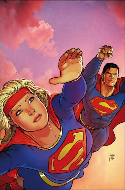 Convergence: Adventures Of Superman #1