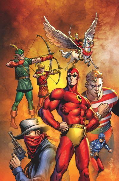 """Convergence: World's Finest Comics"" #1"