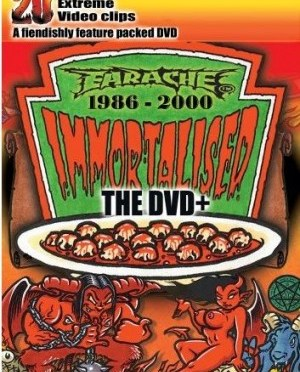 """Earache 1986-2000: Immortalised"" by Various Artists"