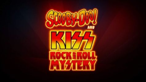 scooby doo and kiss logo