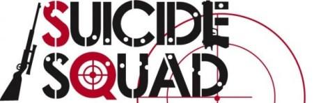 Logo - Suicide Squad Film