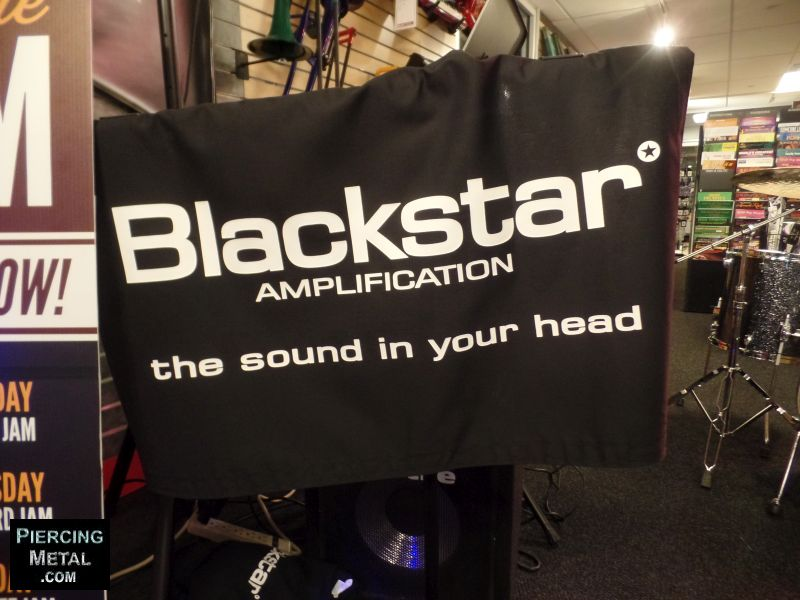 blackstar amplification, nita strauss clinic,