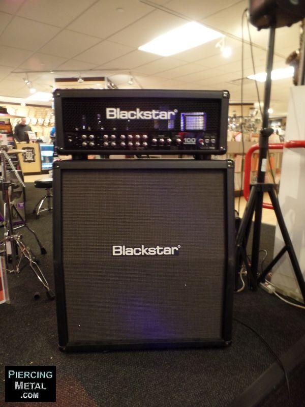 blackstar amplification,