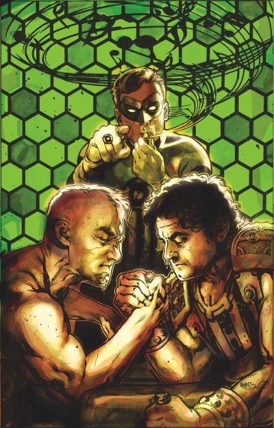"""Convergence: Green Lantern Corps"" #2"
