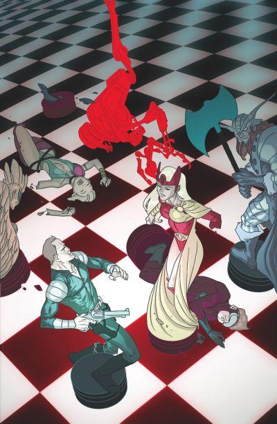 Comic - Convergence - Infinity Inc 2 - 2015