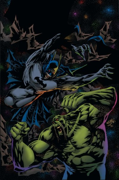 """""""Convergence: Swamp Thing"""" #2"""