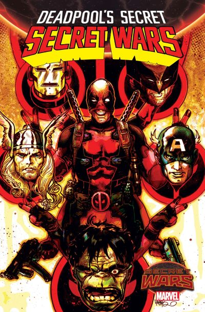 """Deadpool's Secret Wars"" #1"