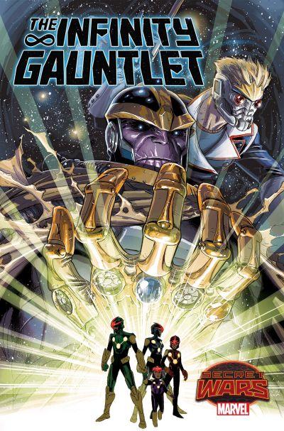 """""""Infinity Gauntlet"""" #1"""