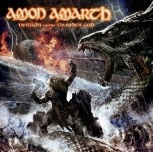 """Twilight Of The Thunder God"" by Amon Amarth"