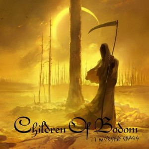 CD - Children Of Bodom - I Worship Chaos