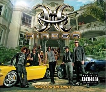 """""""Take It To The Limit"""" (Deluxe Edition) by Hinder"""