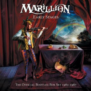 """""""Early Stages"""" – The Official Bootleg Boxed Set 1982-1987 by Marillion"""