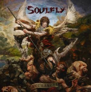 CD - Soulfly - Archangel