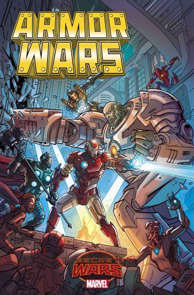 """Armor Wars"" #1"