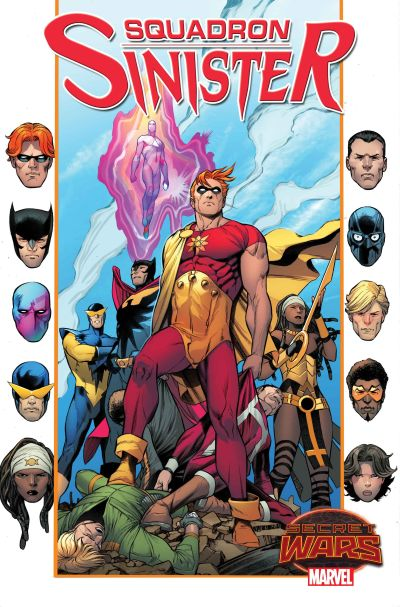 """Squadron Sinister"" #1"