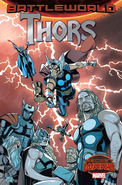 """Thors"" #1"