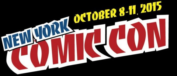 Exploring NY Comic Con 2015; Day 1 – Part 1