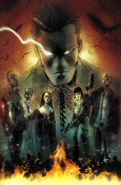 Gotham by Midnight - v1 TPB