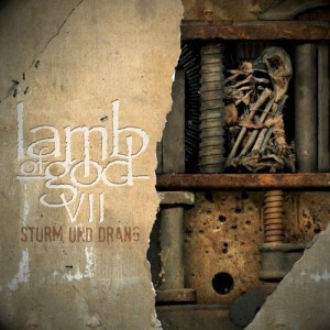 CD - Lamb Of God - VII Sturm Und Drang