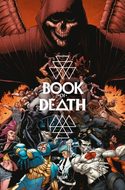 """Book Of Death"" # 1"